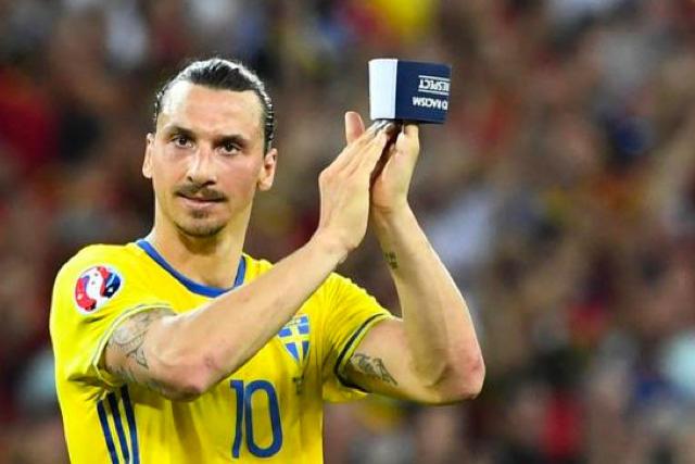 """""""I am Zlatan: The Movie"""" es el título de la película sobre la vida de Ibra"""
