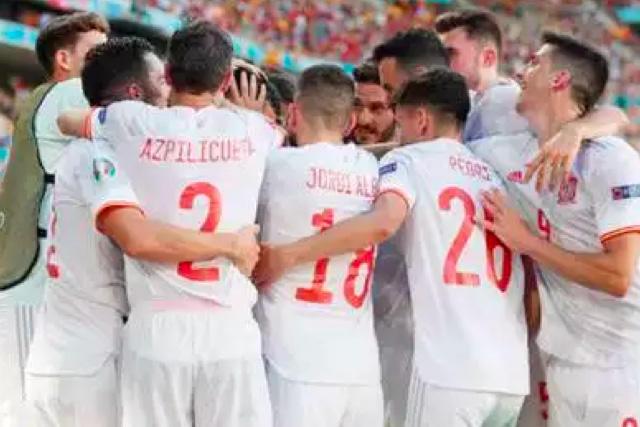 España anotó diez goles en dos partidos