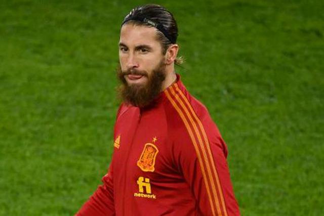 Sergio Ramos se queda fuera de la convocatoria de España para los Juegos Olímpicos
