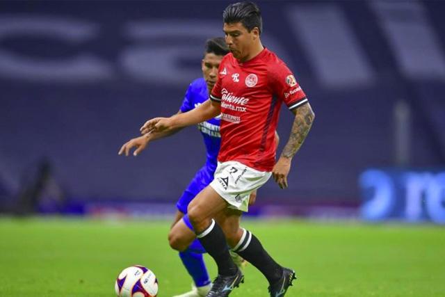 Quick Mendoza será el primer fichaje de Cruz Azul para el Apertura 2021