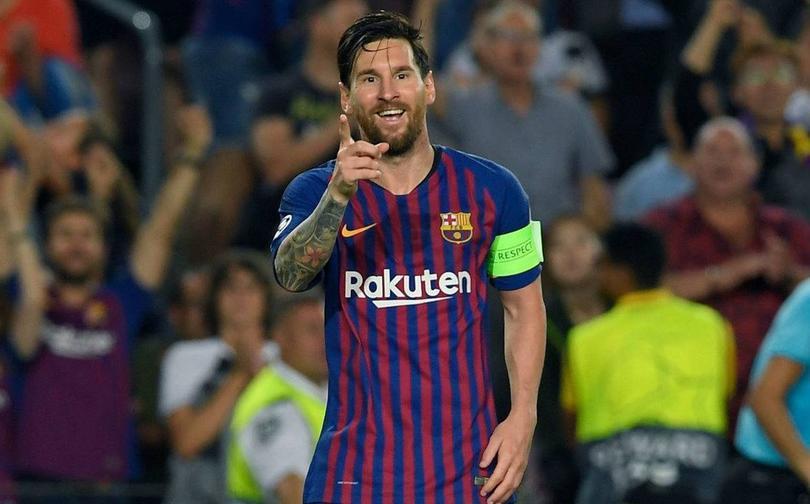 Thomas no ocultó su impresión al conocer el contrato de Messi como Culé