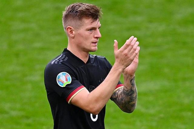 Toni Kroos se marcha de la Selección de Alemania