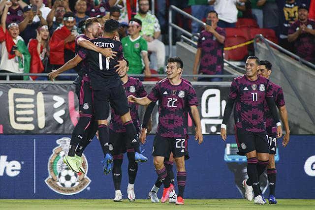 El Tri goleó a Nigeria 4-0 antes de su debut en Copa Oro