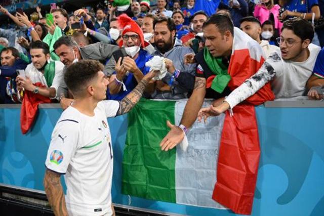 UEFA remata entradas para la semi entre Italia y España