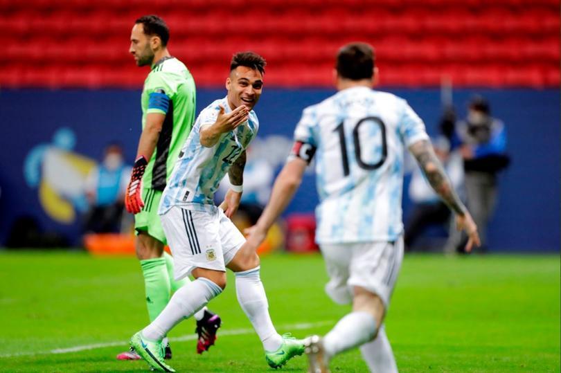 Argentina venció a Colombia en penales y van a la final de la Copa América