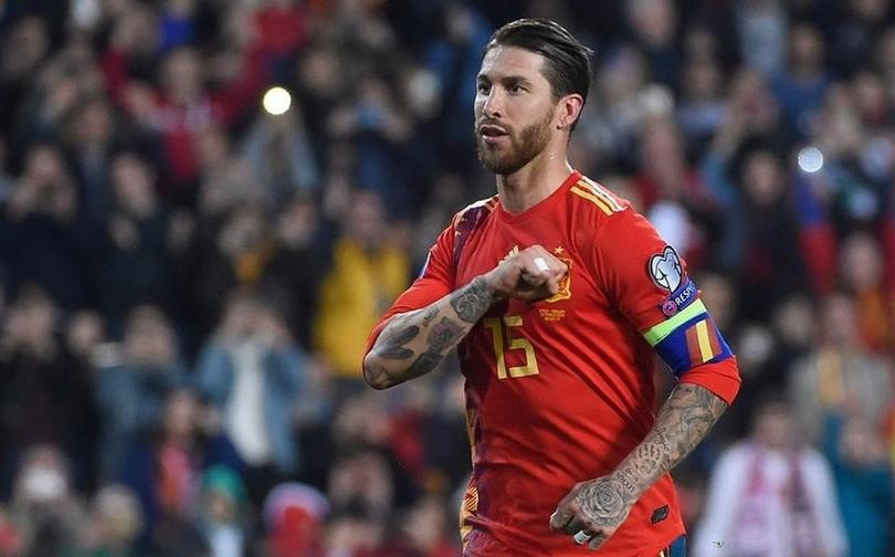 Ramos jugará fuera de España por primera vez en su carrera