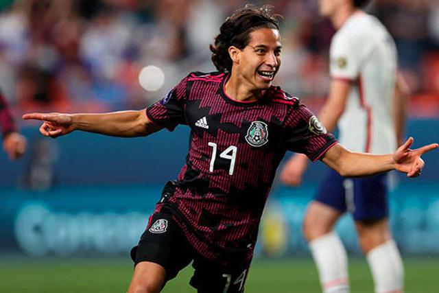 Diego Lainez, uno de los cracks a seguir en Tokio 2020 según la FIFA