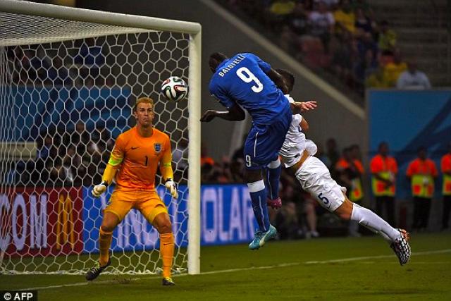 Italia tiene la ventaja sobre Inglaterra en victorias entre los países