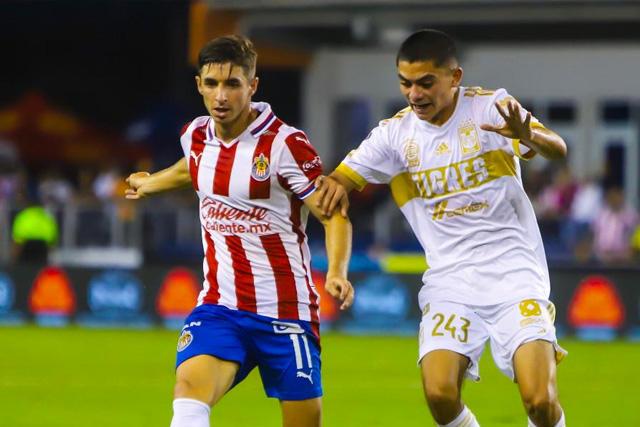 Chivas vacuna a sus jugadores luego del amistoso ante Tigres