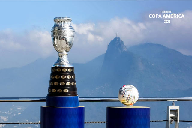La final de la Copa América tendrá 4,400 aficionados en las gradas