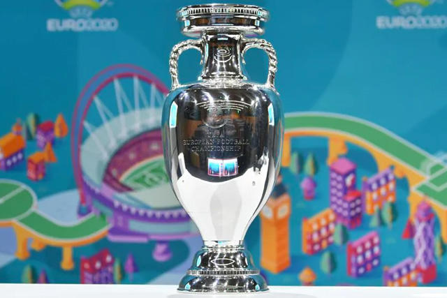 Trofeo de la Euro 2020