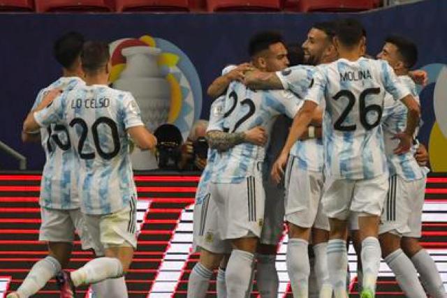 Argentina buscará terminar el buen torneo con un título este sábado
