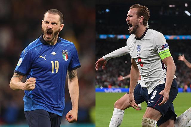Italia e Inglaterra se enfrentarán en la final de la Euro 2020