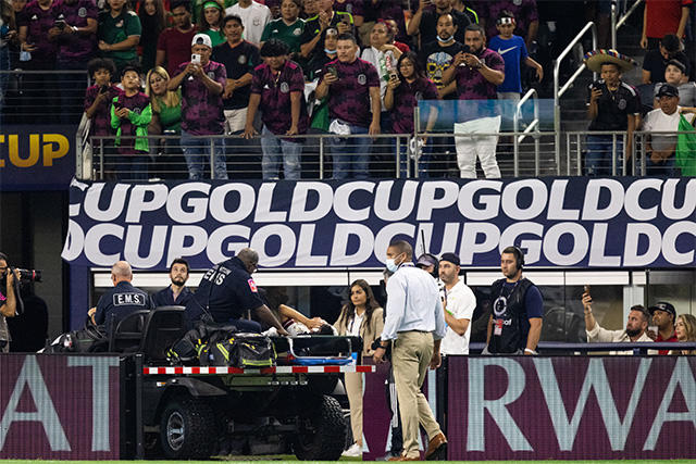 Chucky Lozano se pierde el resto de la Copa Oro