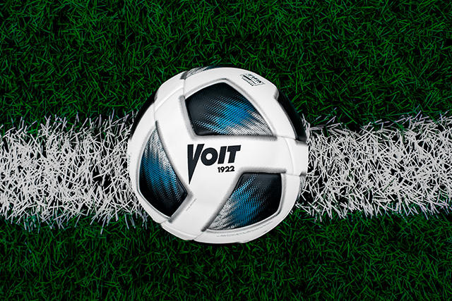 El VOIT 100 años será el balón con el que se dispute el Apertura 2021