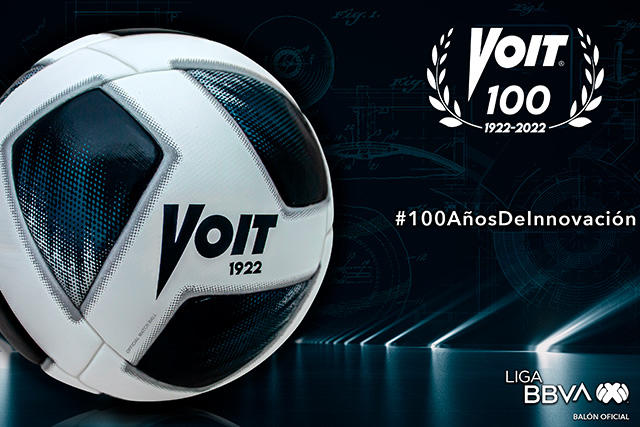 El balón es resultado de innovación y el más alto nivel de tecnología del mundo