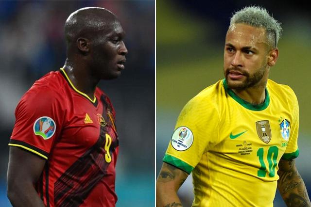Lukaku vs Neymar