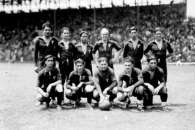 Este fue el equipo mexicano que inauguró una Copa del Mundo frente a Francia