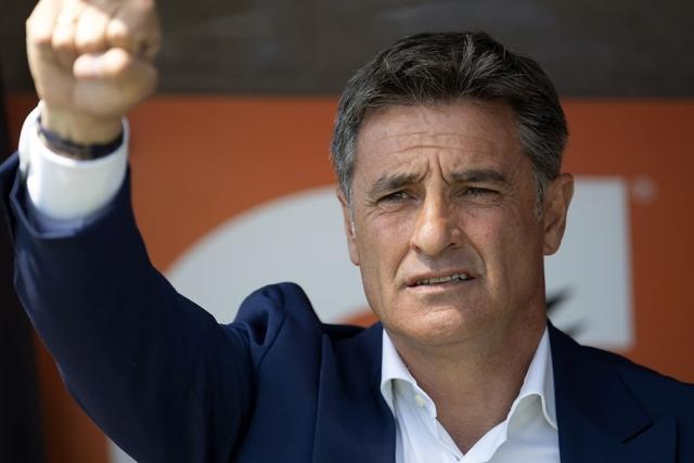 Florentino se refirió de Míchel como un malísimo entrenador