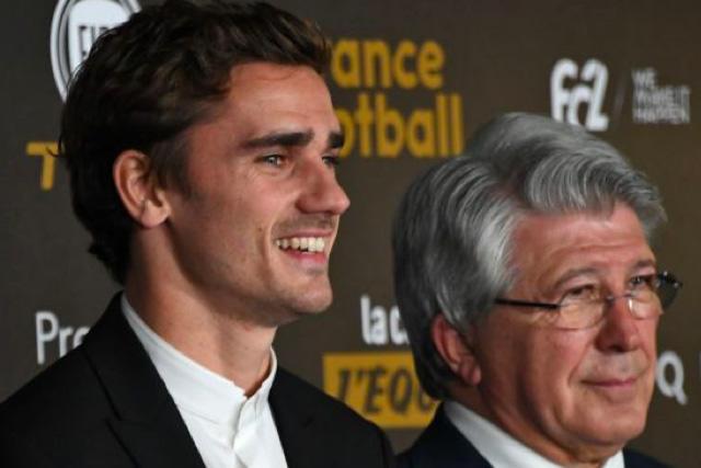 Antoine Griezmann está cerca de regresar a Madrid, pero las negociaciones no se logran concretar