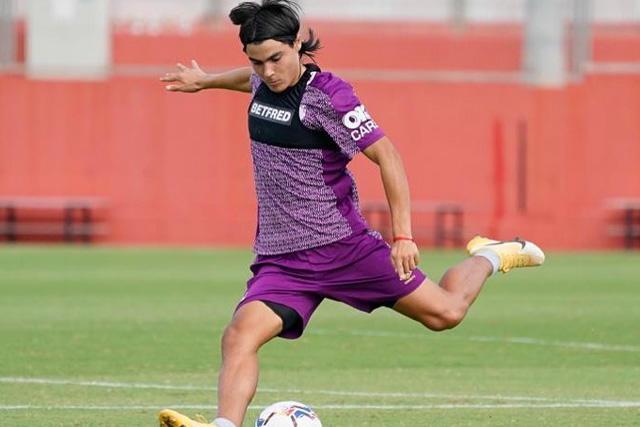 Luka Romero es nuevo jugador de la Lazio