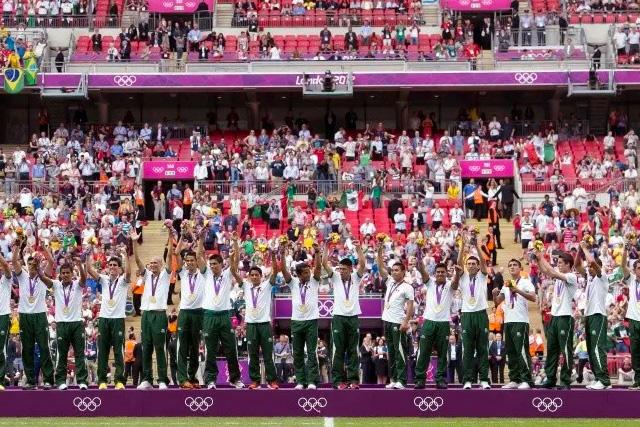 La medalla de Londres 2012 es uno de los mejores resultados en la historia de México