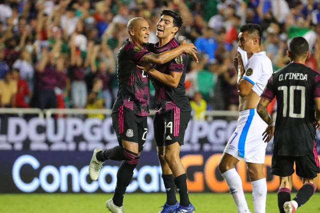 México se medirá ante Honduras en los cuartos de final de la Copa Oro
