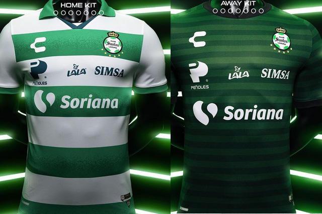 Santos conmemorará 25 años de su primer título con estos uniformes