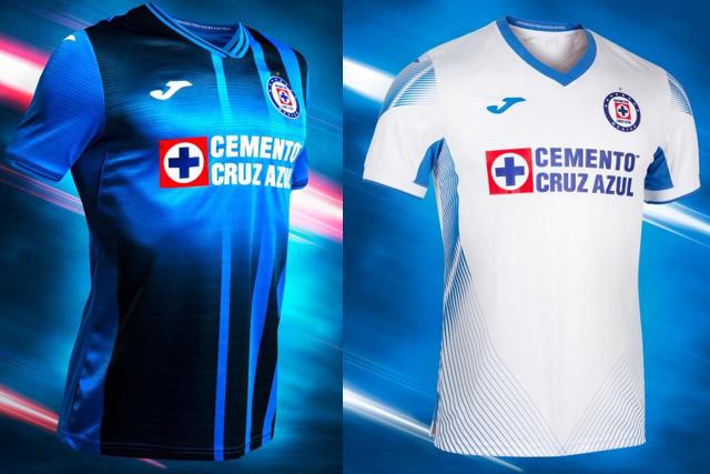 Cruz Azul defenderá su título con estas playeras