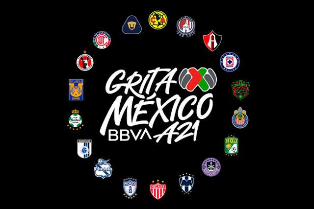 Grita México A 21 es el nuevo nombre del Apertura 2021