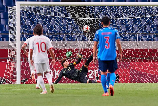 México cae 2-1 ante Japón en su segundo juego en Tokio 2020