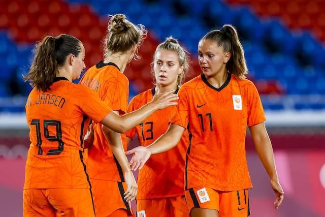 Las holandesas han anotado 21 goles en tan solo tres partidos