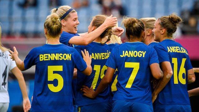 El equipo de las suecas ha demostrado ser uno de los más dominantes del torneo