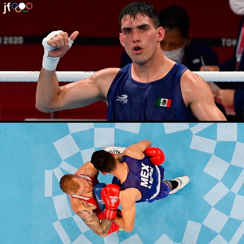 Rogelio Romero está a una victoria de asegurar medalla en Tokio 2020