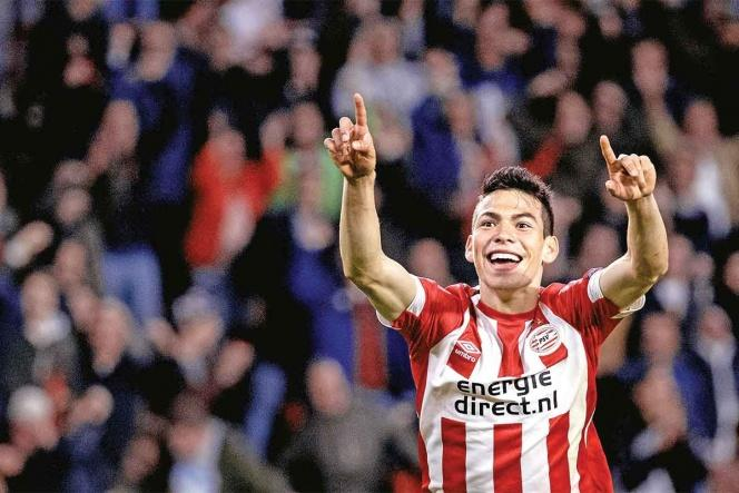 Chucky Lozano dejó gran impresión por su paso en la Eredivisie