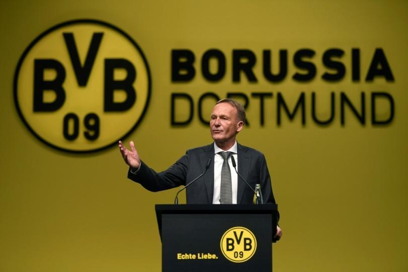 Hans-Joachim Watzke, director ejecutivo de BVB