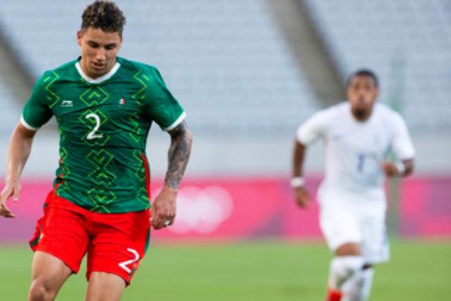 Jorge Sánchez es parte del equipo mexicano en Tokio 2020