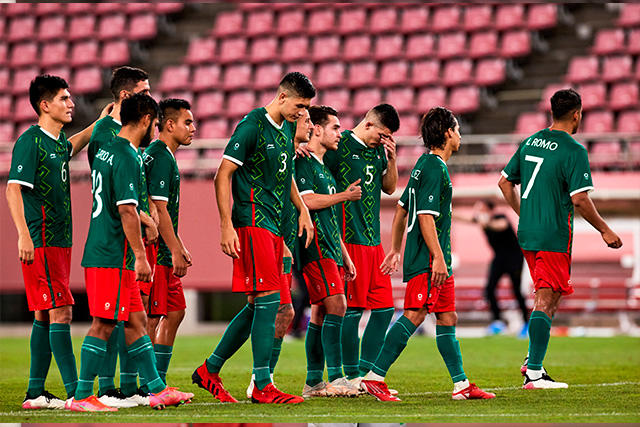 México jugará por el bronce este viernes