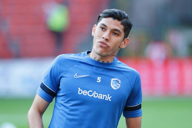 El mexicano hizo su debut en la máxima competición europea.