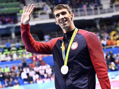 Últimos Juegos Olímpicos de Michael Phelps