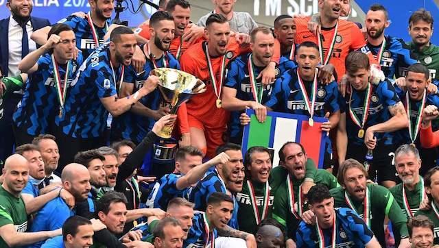 El Inter rompió la hegemonía de la Juve y buscará repetir como campeón de Italia