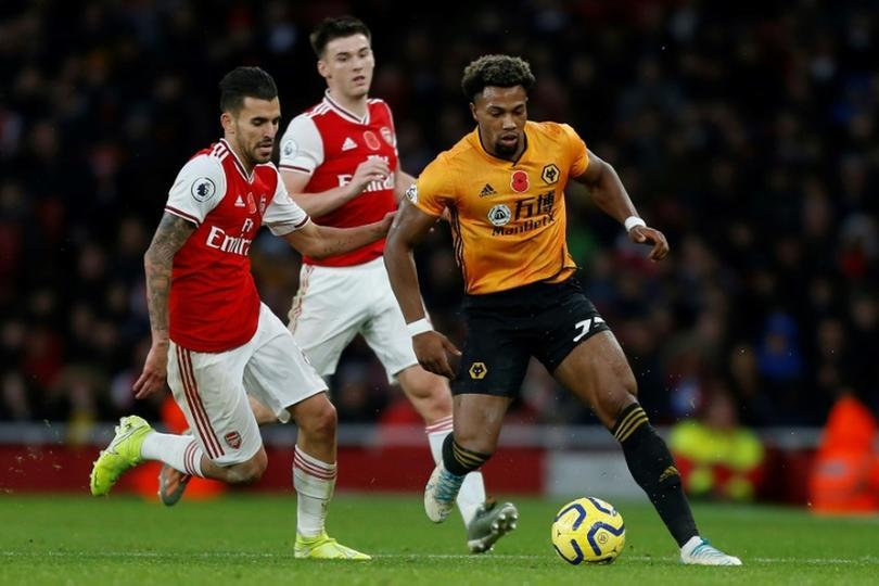 Adama Traoré es uno de los jugadores más fuertes del futbol actual