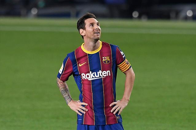 Messi estará listo para firmar su renovación con el Barca.
