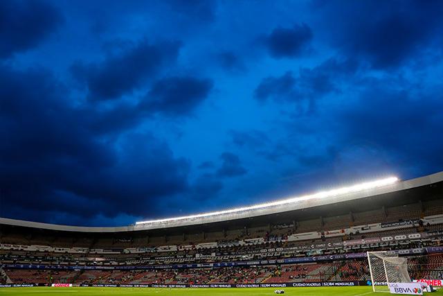 Tormenta eléctrica suspende el Querétaro vs León