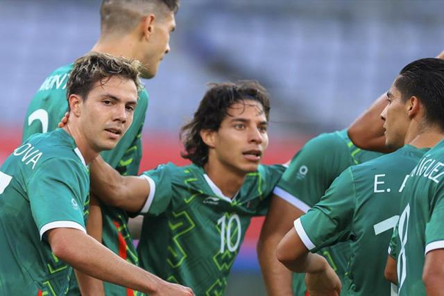 Diego Lainez podría regresar a la titularidad para buscar el bronce