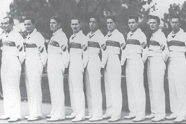 Equipo de basquetbol de México en los JJOO de 1936
