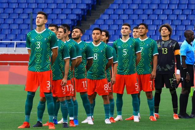 México ganó su quinta medalla olímpica en deportes de conjunto