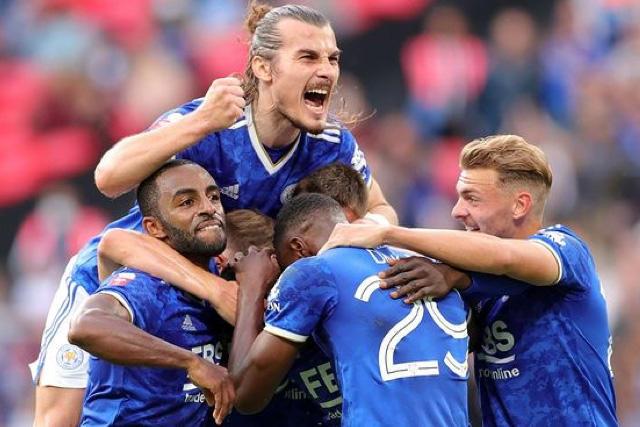 Leicester City consiguió su primer título de Community Shield desde 1971