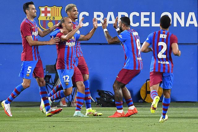 El Barca empezó la temporada con el pie derecho y consiguió su primer trofeo de la temporada