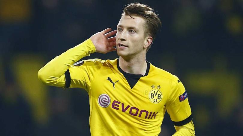 Marco Reus referente de Borussia Dortmund